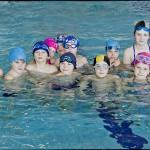 Nauka pływania dzieci