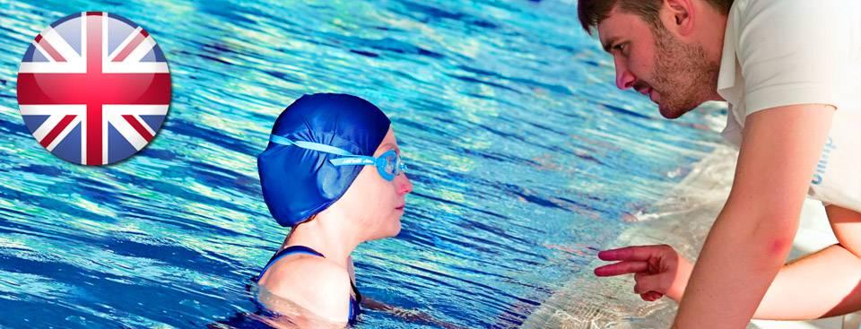 new! nauka pływania w języku angielskim dla dzieci i dorosłych