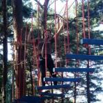 park linowy mlodziez