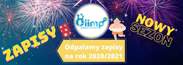 Zapisy na nowy sezon 2020/2021!